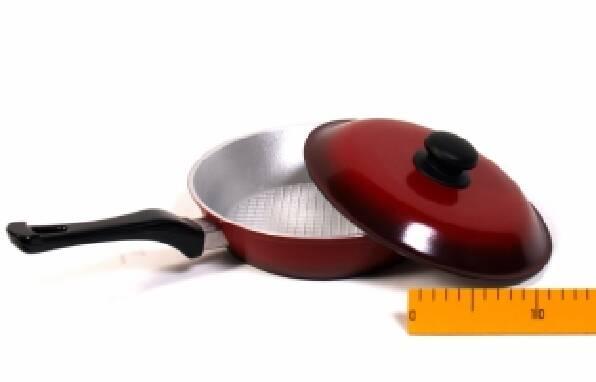 Эмалированные сковороды по низким ценам