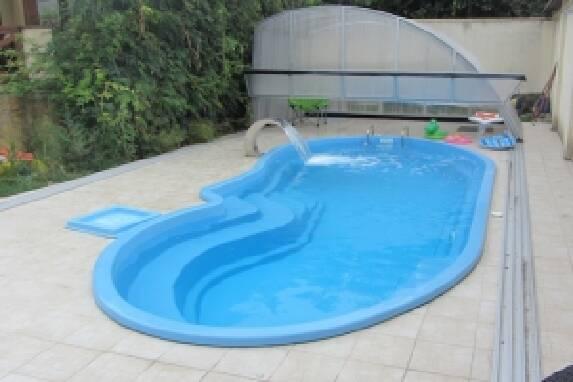 Втілити мрії в реальність вам допоможуть наші композитні басейни!