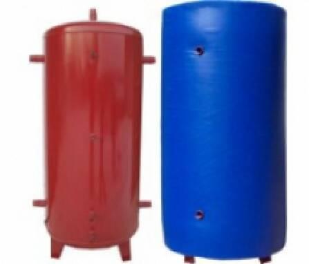 Современные системы теплоснабжения - теплоаккумуляторы из черной стали