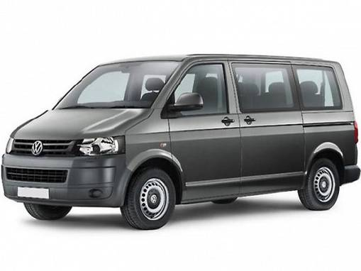 Аренда микроавтобуса Volkswagen Caravelle (Киев) без водителя