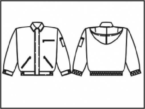 Пошив и продажа, зимняя спецодежда - куртка Титан с капюшоном