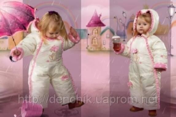 Дитячі комбінезони для дівчаток (Хмельницький) — оптом за вигідними цінами 2b183a7136e77
