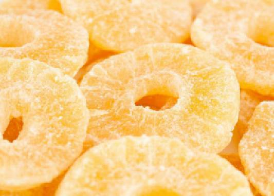 Продажа цукатов из ананасов оптом Одесса, Киев, Харьков. Только сертифицированная продукция!