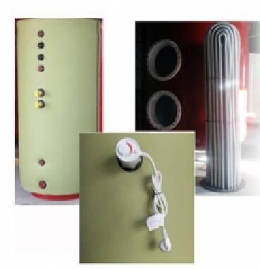 Водонагреватели косвенного нагрева - сертифицированное оборудование. Предоставляется гарантия!
