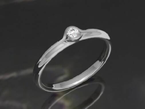 Внимание! Изысканные кольца на помолвку 2013