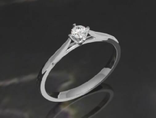 Невероятные скидки на кольца для помолвки