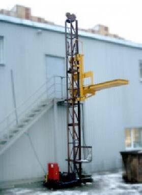 Сервисное обслуживание строительных подъемников