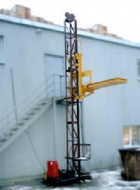 Специалисты из Одессы предлагают: ремонт строительных грузовых подъемников