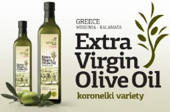 Оливковое масло Attica Food оптом: прямые поставки из Греции