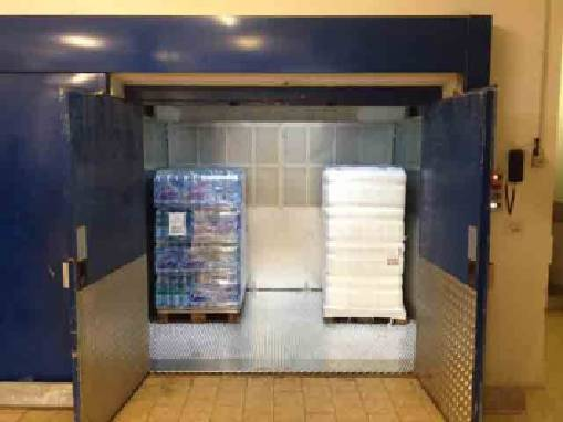 Нужен грузовой лифт? Покупайте у нас!