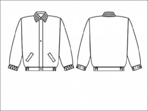 Пошив и продажа, зимняя спецодежда - куртка Пилот с меховым воротником