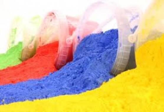 Термоактивна порошкова фарба світової якості. Купити в Україні