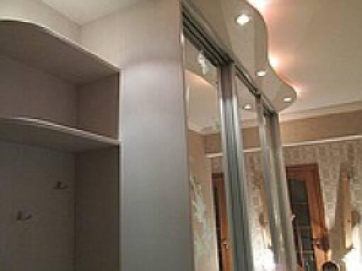 Купити меблі для спальні (Одеса): шафи-купе різних дизайнів