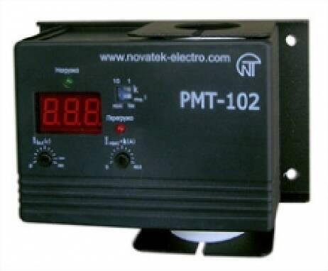В продаже есть реле максимального тока РМТ