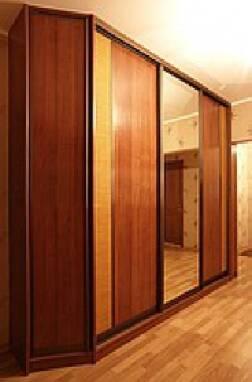 Шкафы-купе для спальни: Одесса получает лучшее