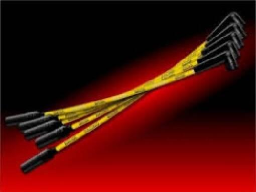 Комплекти високовольтних проводів