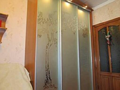 Оригинальный шкаф-купе: изготовление в Одессе