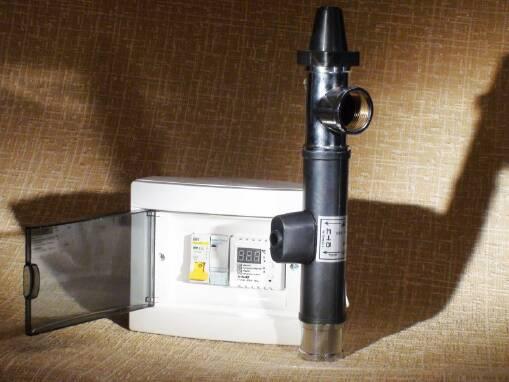Электрический электродный котел «ЭВН-ЮТЦ 4,5 кВт» - гарантия тепла за  разумную цену