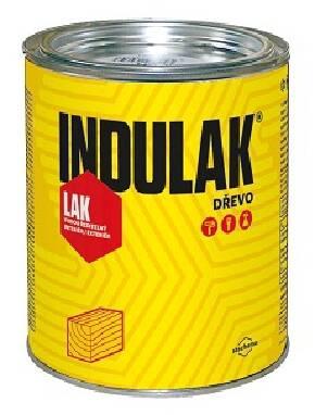 Полиуретановый лак для дерева на водной основе (аквалак) INDULAK, чешского производства