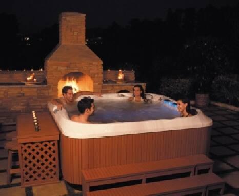 Хіт продажу цього сезону - гідромасажні СПА басейни