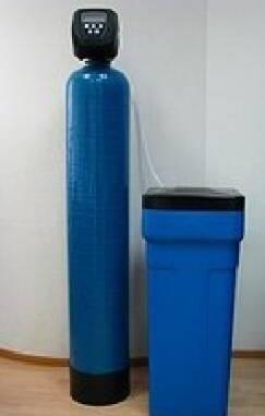 Фільтр знезалізнення і пом'якшення води