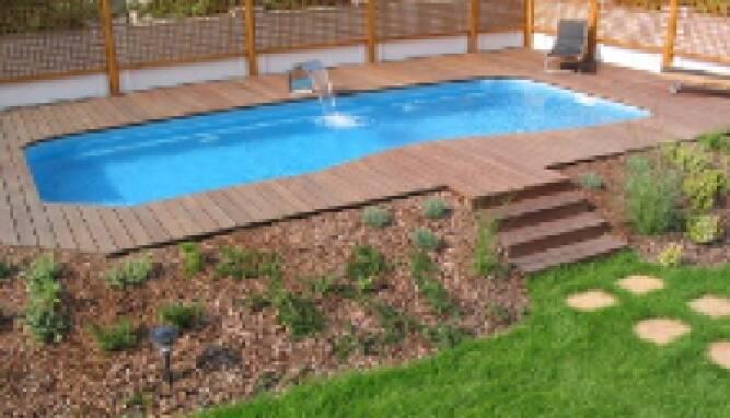 У Лагуні - найкращі композитні басейни! Ціни найнижчі!