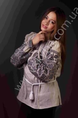Самые красивые блузки с вышивкой предлагает компания «Скиба»
