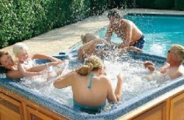 Продажа бассейнов СПА во все уголки Украины
