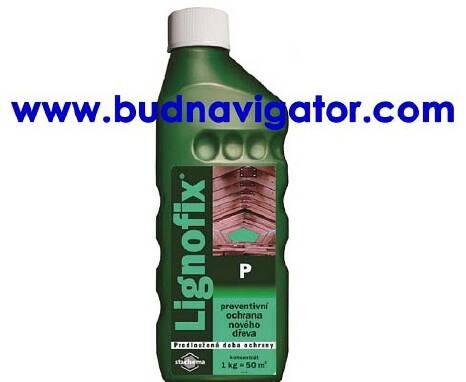 Антисептик «Lignofix-Р» – професійний захист деревини дахових конструкцій