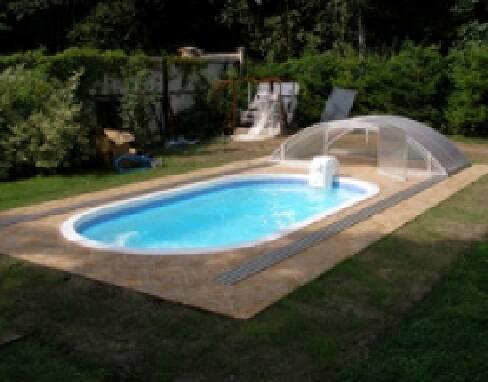 Доступную стоимость композитных бассейнов предлагают в Лагуне!