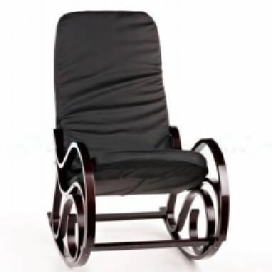 Крісло-гойдалка шкіряне - шик і зручність в одному флаконі!