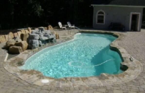 Для жаркого лета – композитный бассейн! Купить можно в Лагуне!