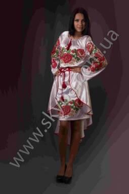 Носити плаття з вишивкою – суцільне задоволення! Замовляйте тут!