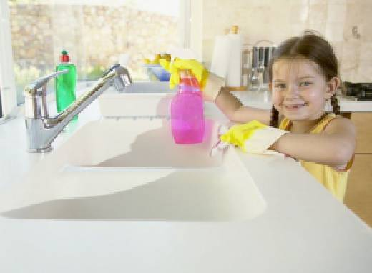 Безпечна побутова хімія для ваших наймолодших клієнтів