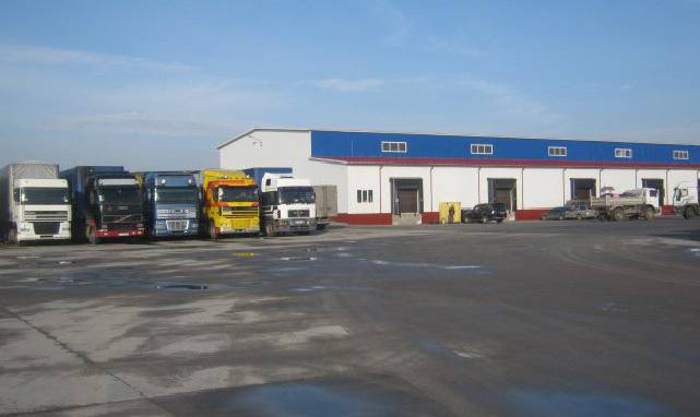 Rent a warehouse in Gorodok. Secure storage warehouse space