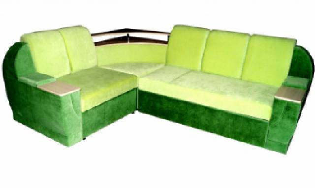 Хит продаж! Угловой диван с полками!