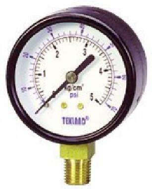 В продажу манометр тиску за доступною ціною