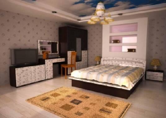 Классический спальный гарнитур - европейское качество, доступная цена!