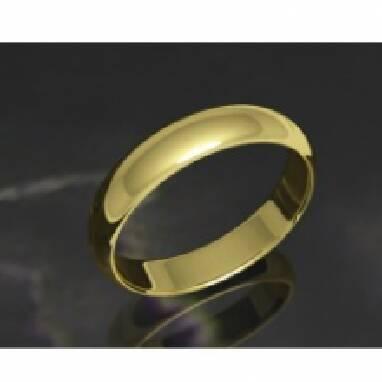 Простые обручальные кольца - удобно и надежно!