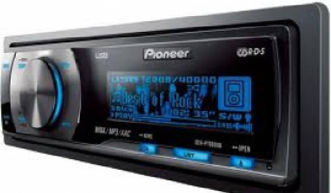В продажу Pioneer AVH - X4500DVD — дійсно хороша магнітола!