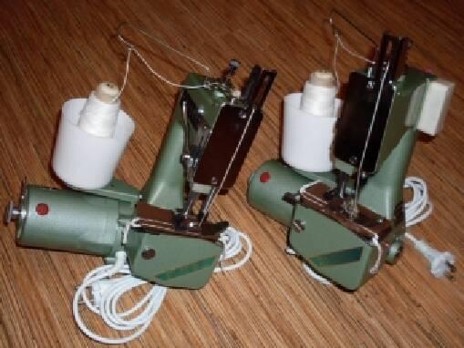 В наличии мешкозашивочные машины (Украина)