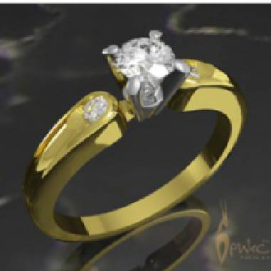 Золотые кольца на заказ на любой вкус!