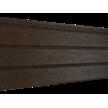 Софіт серія Sofit PRO, колір: Горіх темний (частково перфорований)