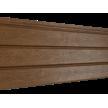 Софіт серія Sofit PRO, колір: Золотий дуб  (частково перфорований)
