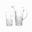Стеклянный кувшин со стаканами Кэмбридж из 7 предметов
