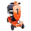 Складной электрический скутер для инвалидов и пожилых людей MIRID S48