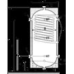 Бак теплоакумулятор ЕАI-11-1500
