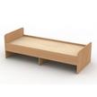Кровать односпальная (ДСП)