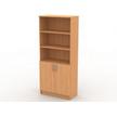 Шкаф книжный без стекла 7