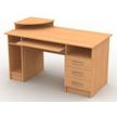 Стол компьютерный (3 ящика)